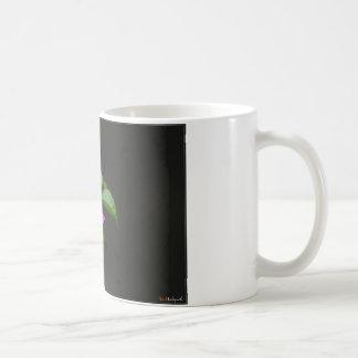 Flor hermosa del bougainvillea taza de café