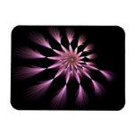 Flor I - Imán flexible del arte del fractal