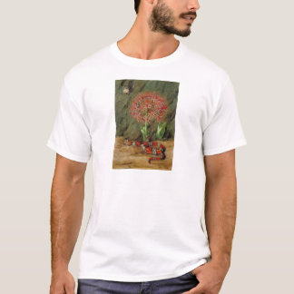 Flor Imperiale, Coral Snake and Spider, Brazil T-Shirt