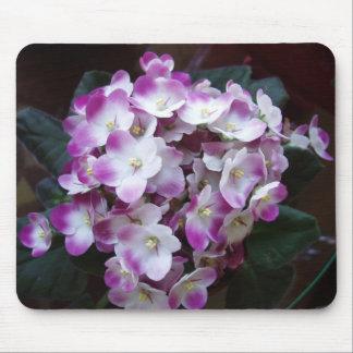 Flor impresionante tapetes de ratón