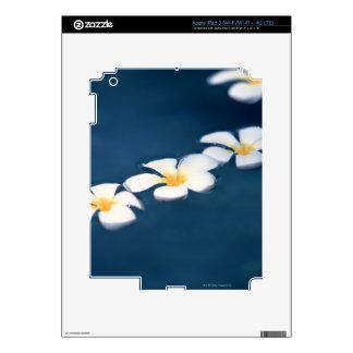 Flor iPad 3 Pegatina Skin