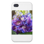 flor iPhone 4 protectores