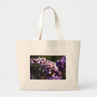 flor lavendar bolsa