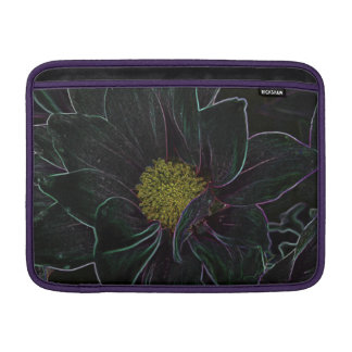 Flor mágica fundas MacBook