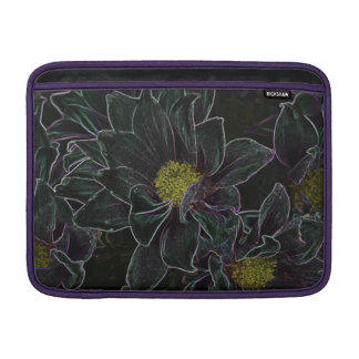 Flor mágica funda  MacBook