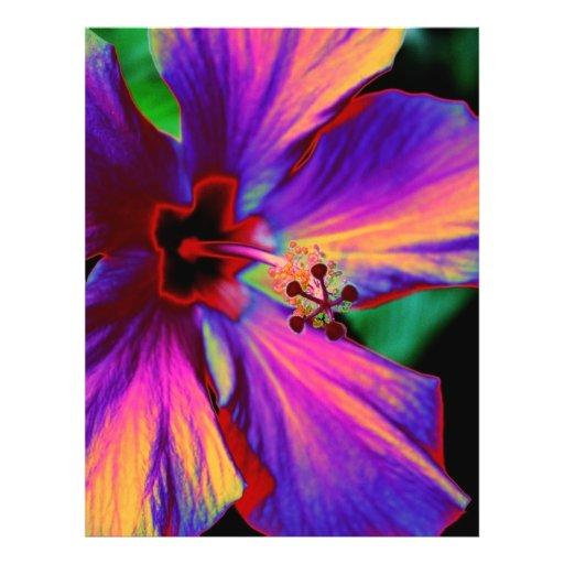 Flor mágica tarjetones