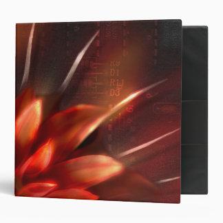 Flor misteriosa - carpeta
