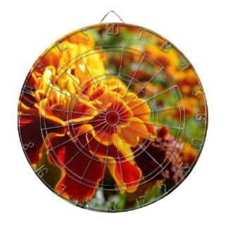 Flor oxidada tabla dardos