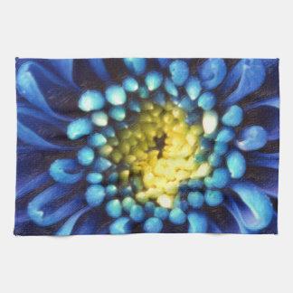 flor para arriba 5 cercanos toalla de mano