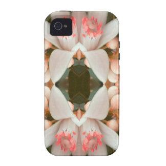 flor para cada uno Case-Mate iPhone 4 carcasa