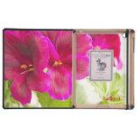 Flor para Ipad iPad Carcasa
