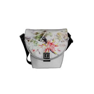 Flor para usted bolsas de mensajeria