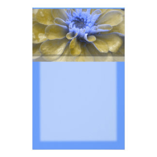 Flor Personalized Stationery