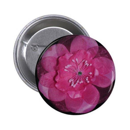 Flor Pin Redondo 5 Cm