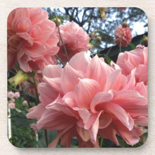 Flor Posavasos