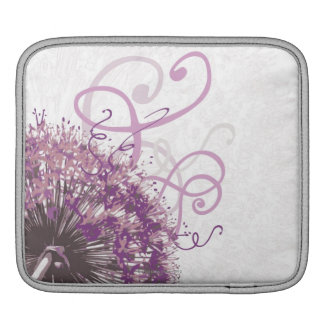 Flor púrpura 3 manga de iPad
