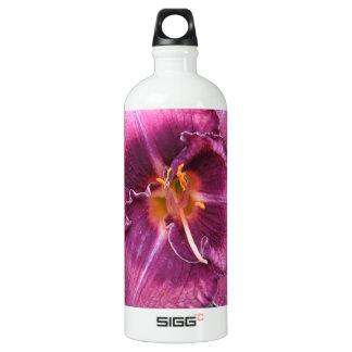 Flor púrpura del lirio