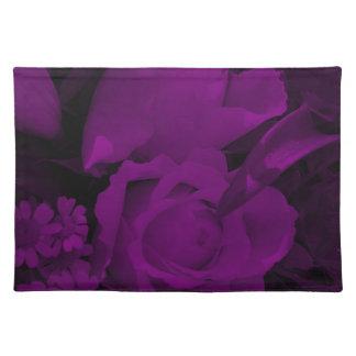 flor púrpura grande