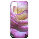 Flor púrpura iPhone 5 Case-Mate carcasa