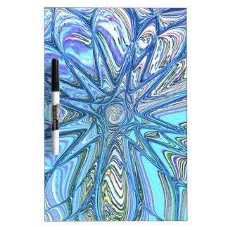 Flor reconstruida de Roberto S. Lee Pizarras Blancas