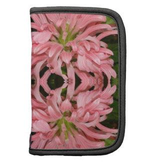 Flor reflexión enero de 2013 rosado planificadores