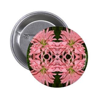Flor reflexión enero de 2013 rosado pins