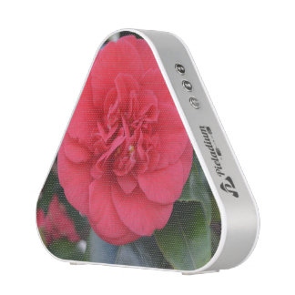 Flor roja de Camelia Altavoz Bluetooth