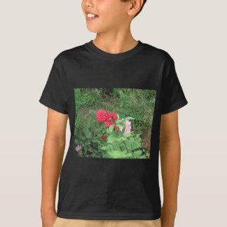 Flor roja playera