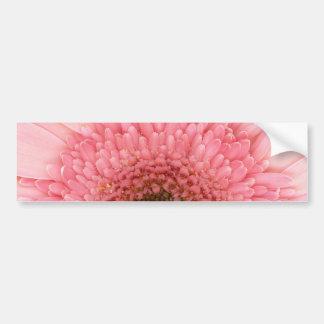 Flor - rosa del AMOR de I Pegatina Para Auto