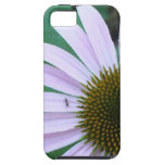 Flor rosada del cono de la hormiga de la flor del  iPhone 5 Case-Mate protectores