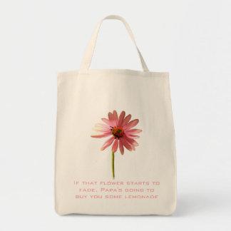 Flor rosada del cono si esa flor comienza a bolsas