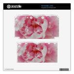 Flor rosada del Peony Nintendo 3DS Skins