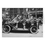 Flor Sale, 1916 del Suffragette Tarjeta