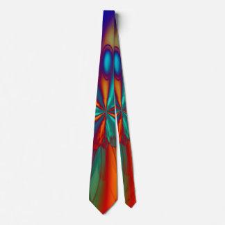 Flor salvaje corbatas personalizadas