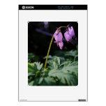 Flor salvaje skins para iPad