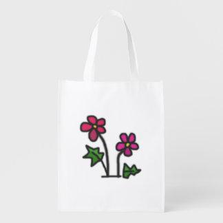 Flor suave bolsa para la compra