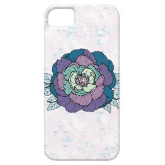 Flor suculenta iPhone 5 funda