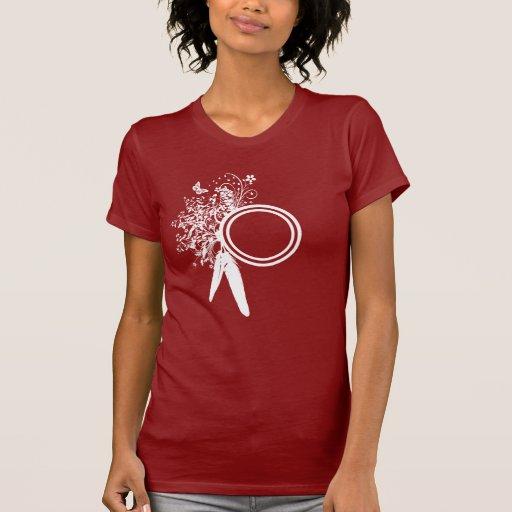 Flor T de las pieles rojas Camiseta