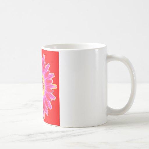 Flor Taza De Café