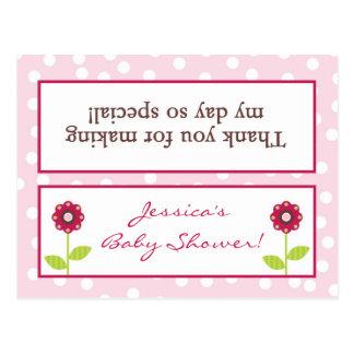Flor torpe del rosa de jardín de la baya de los pr postales