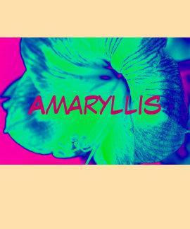 Flor tropical, Amaryllis Camiseta