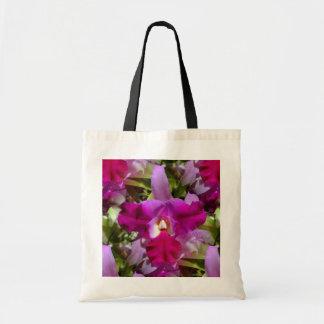 Flor tropical de la orquídea de Cattleya