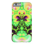 Flor V de Quetzalcoatl 4 caso del iPhone 6 Funda De iPhone 6 Barely There