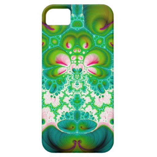 Flor V de Quetzalcoatl 7 caso del iPhone 5 iPhone 5 Case-Mate Cárcasas