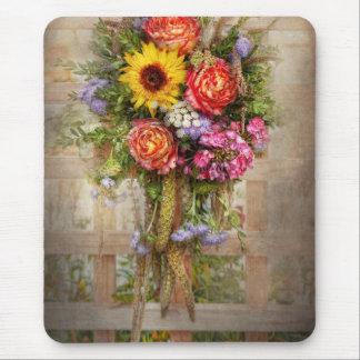 Flor - veranos que bendicen tapetes de ratones