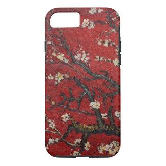 Flor Vincent van Gogh de la almendra Funda iPhone 7