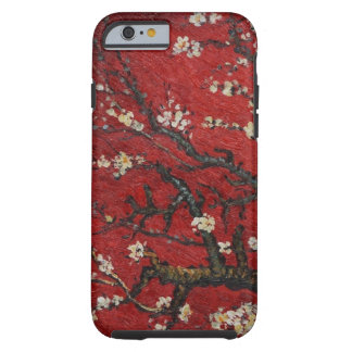 Flor Vincent van Gogh de la almendra Funda Resistente iPhone 6