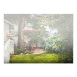 Flor - Westfield, NJ - paraíso privado Invitacion Personal