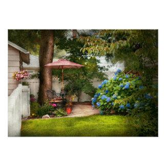 Flor - Westfield, NJ - paraíso privado Invitaciones Personalizada