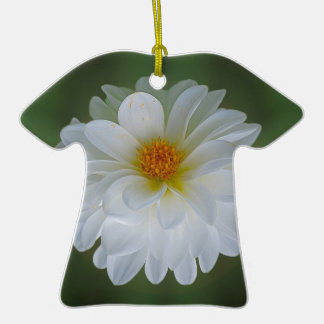 Flor y significado de la dalia ornamento de navidad